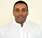 Industries, Commerce, and IT Minister, Andhra Pradesh - Mekapati Goutham Reddy, Invitee of Nata 2020 Atlantic City