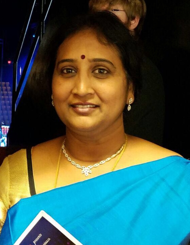 Sudha Rani Kondapu is a Chair for the Spirituality committees of Nata 2020 Atlantic City